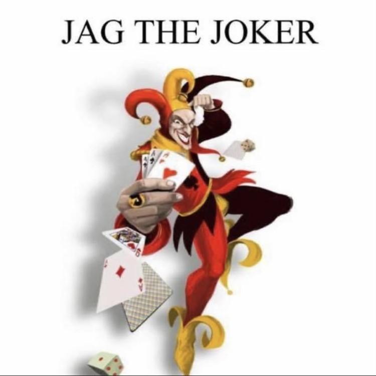 Jag the joker poseter